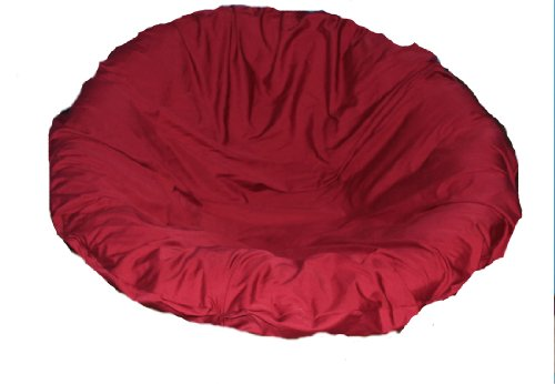 Maroon papasan cushion cover chair cushion shop Papasan cushion cover