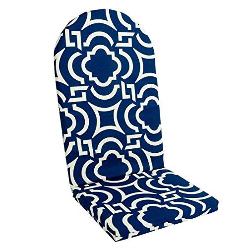 brylanehome adirondack chair cushion cashel garnet0