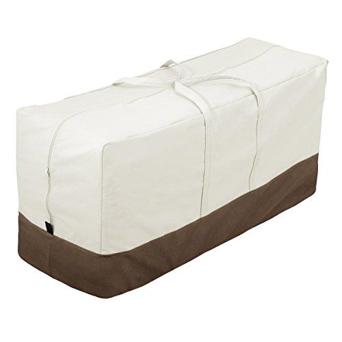 AmazonBasics Patio Seat Cushion/Cover Storage Bag