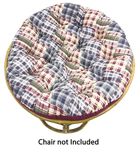 Cotton Craft Papasan Chair Cushion Unfilled Shell Only