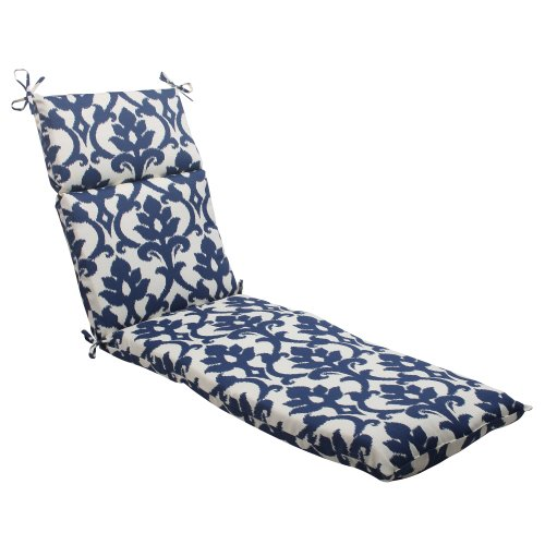 Pillow Perfect Indoor Outdoor Bosco Chaise Lounge Cushion